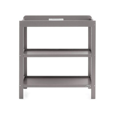 Obaby Open Baby Changing Unit - Grey