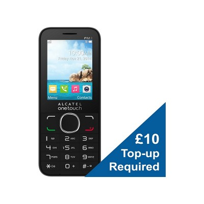 O2 Alcatel 2045 Mobile Phone