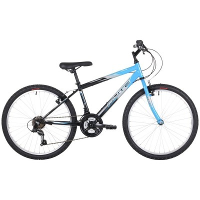 Flite Delta 24 Inch Electric Blue Kids Bike
