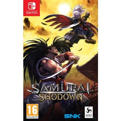 Samurai Showdown Nintendo Switch Game Pre-Order