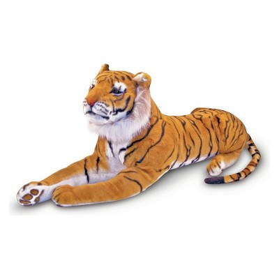 M AND D  TIGER   PLUSH