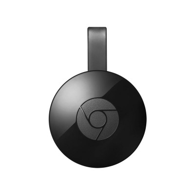 Google Chromecast - Black