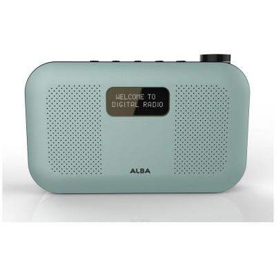 Alba Stereo DAB Radio - Mint