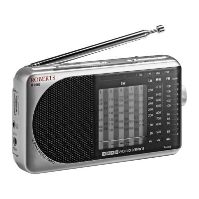 Roberts World Radio - Silver