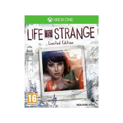 LIFE IS STRANGE XB1