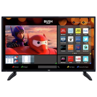 Bush 49 inch Full HD Freeview Smart LED TV