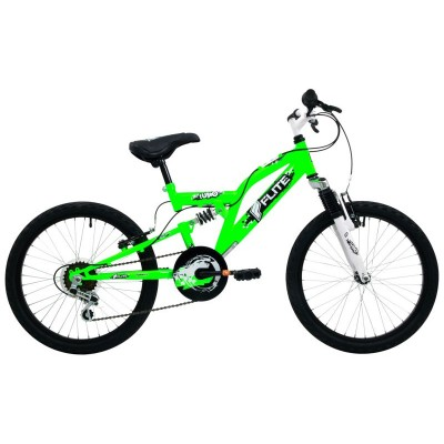 Flite Turbo 20 inch Junior Full Suspension Bike