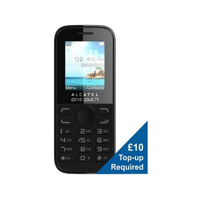 Vodafone Alcatel One Touch 10.52 Mobile Phone
