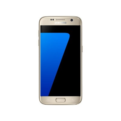 Sim Free Samsung Galaxy S7 Mobile Phone - Gold