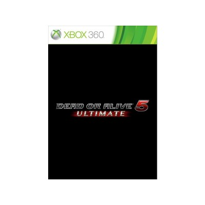 Dead or Alive 5: Ultimate Xbox 360 Game