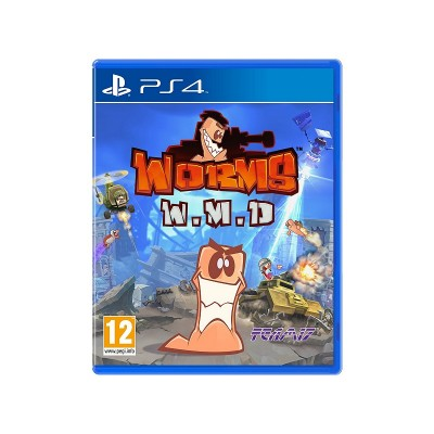 Worms W.M.D PS4 Game