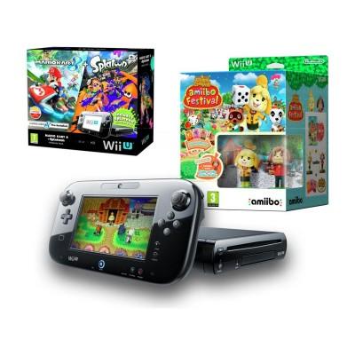 Argos Product Support For Wii U Mario Kart 8 Splatoon And Animal