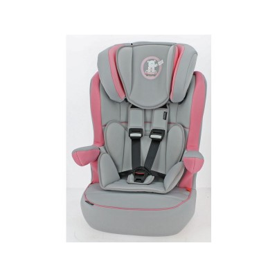 Obaby B is for Bear 1-2-3 High Back Booster Car Seat - Pink