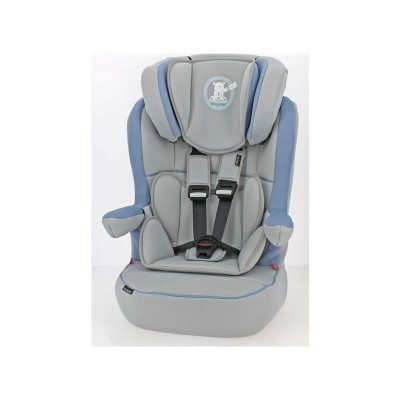 Obaby B is for Bear 1-2-3 High Back Booster Car Seat - Blue