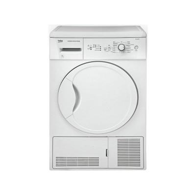 Beko DCU7230W 7KG Condenser Tumble Dryer - White