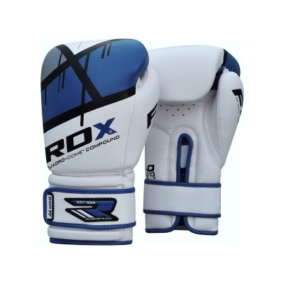 Argos Product Support For Rdx 14 Oz Leather Boxing Gloves Blue 532 3517