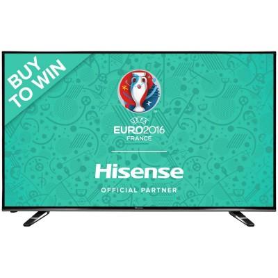 Hisense 55 Inch M3300 4K UHD Smart Led TV