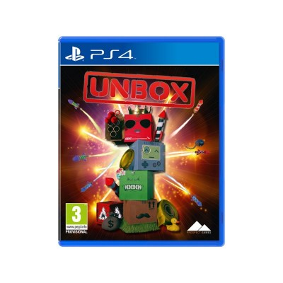 Unbox PS4 Pre-order Game