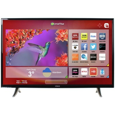 Hitachi 32 Inch Smart FVHD LED TV