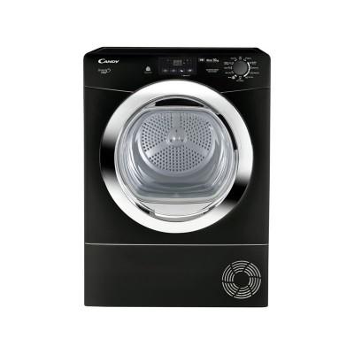 Candy GVCD101BBC Condenser Tumble Dryer - Black