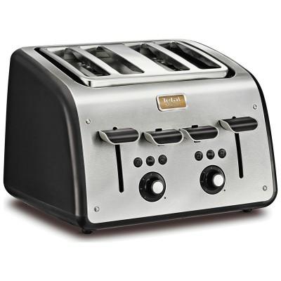 Tefal Maison 4 Slice Toaster - Black