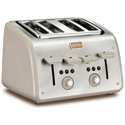 Tefal Maison 4 Slice Toaster - Grey