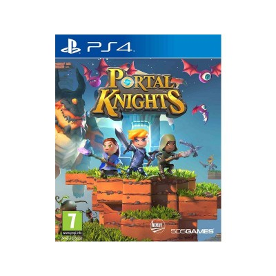 Portal Knights PS4 Pre-Order Game