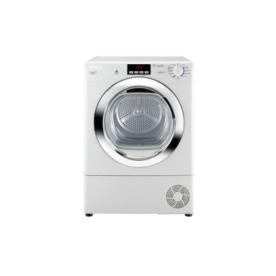 Candy GVCD101BC Condenser Tumble Dryer - White