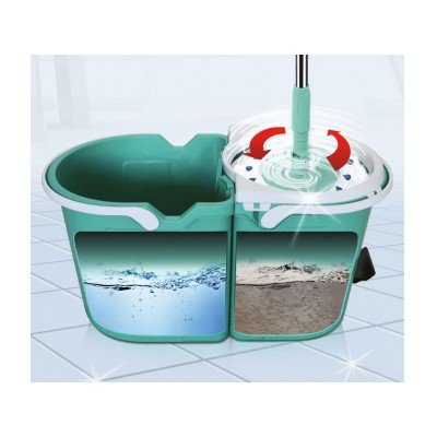 JML Clever Spin Mop and Bucket Set