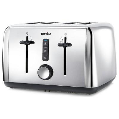 Breville ITT913 4 Slice Toaster - Stainless Steel