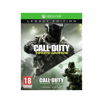 Call of Duty: Infinite Warfare Legacy Edition Xbox One Game