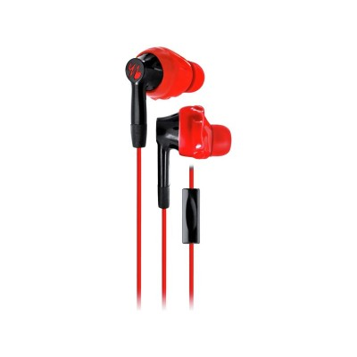 Yurbuds by JBL Inspire 300 In-Ear Headphones - Red and Black