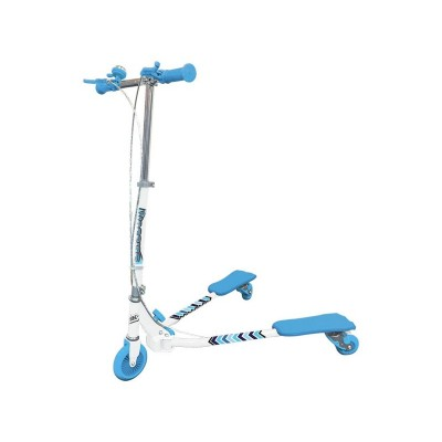 Ozbozz Scissor Scooter - Blue