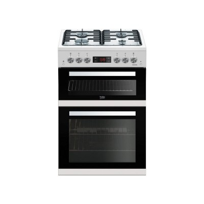 BEKO KDG653W GAS COOKER WHITE INST