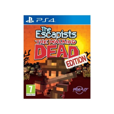 The Escapists: The Walking Dead Edition PS4 Game