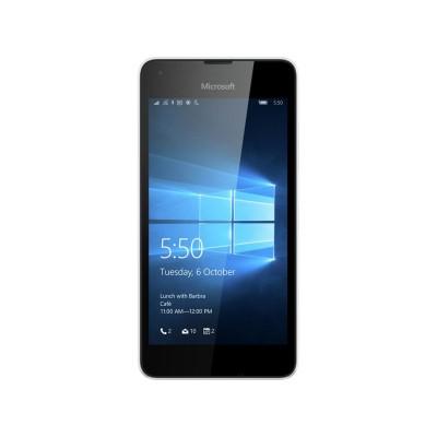 Sim Free Microsoft Lumia 550 Mobile Phone - White