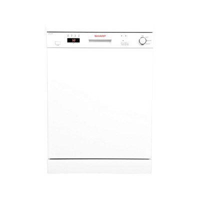 Sharp C12F492W Dishwasher