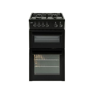 BEKO KDG653B GAS COOKER BLACK INST