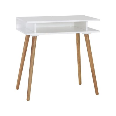Habitat Cato Desk - White