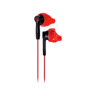 Yurbuds by JBL Inspire 200 In-Ear Headphones - Red and Black