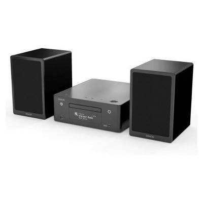 Denon CEOL N9 Mini Hi-Fi System with Speakers - Black