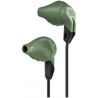 JBL JBLGRIP200OLIV In-Ear Sport Headphones - Olive Green