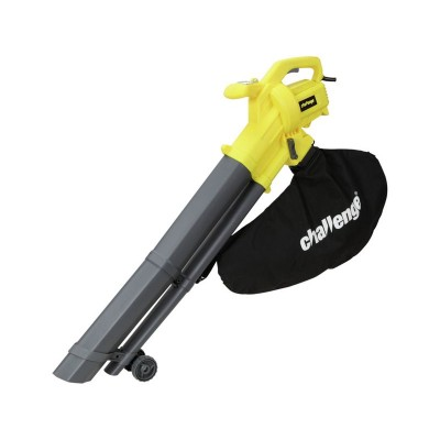 Challenge Corded Leaf Blower and Vac - 2600W