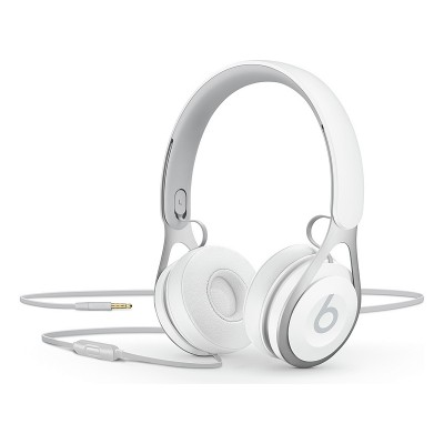 BEATS EP ON EAR WIRED WHITE