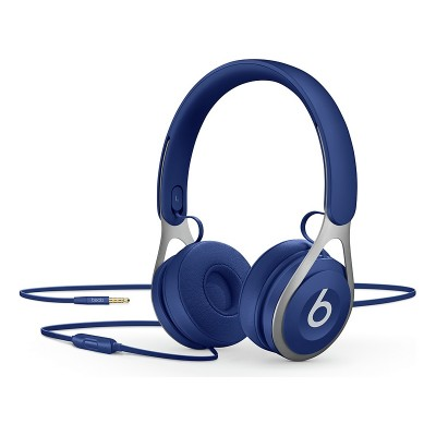 BEATS EP ON EAR WIRED BLUE