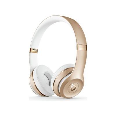 BEATS SOLO 3 WIRELESS ON EAR GOLD