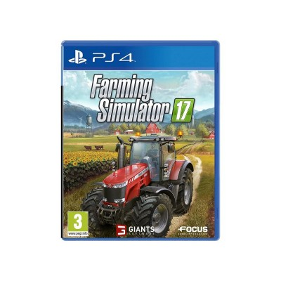 FARMING SIMULATOR PS4