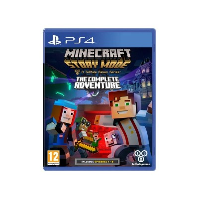 Minecraft: Story Mode Complete Adventure PS4 Pre-order Game