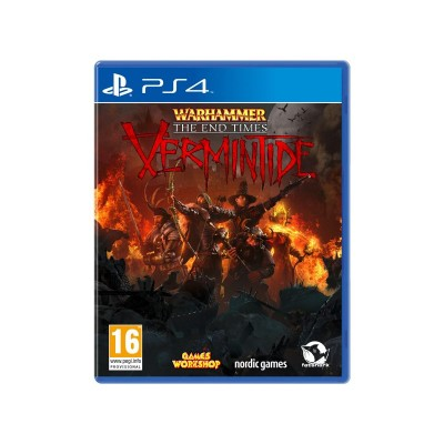 Warhammer: End Times Vermintide PS4 Game
