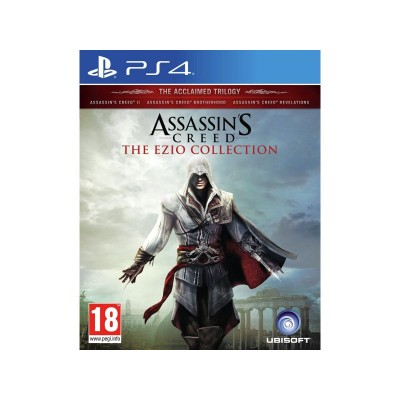 Assassin's Creed: The Ezio Collection PS4 Pre-order Game